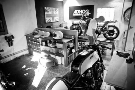 Ad Hoc Café Racers