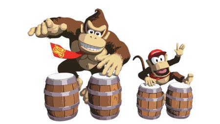 Streamer reta su paciencia jugando Dark Souls usando los Bongos de Donkey Konga