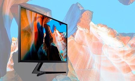 En las ofertas de primavera de Amazon te puedes equipar con un monitor 4K de 32 pulagdas como el Samsung U32J592UQU a precio mínimo, por sólo 279 euros
