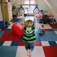 Suelos para niños: seguridad e higiene