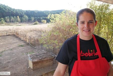 La reina de las setas que ha traído una estrella Michelin a un pueblo de 800 habitantes de Soria con un menú (casi) vegetariano