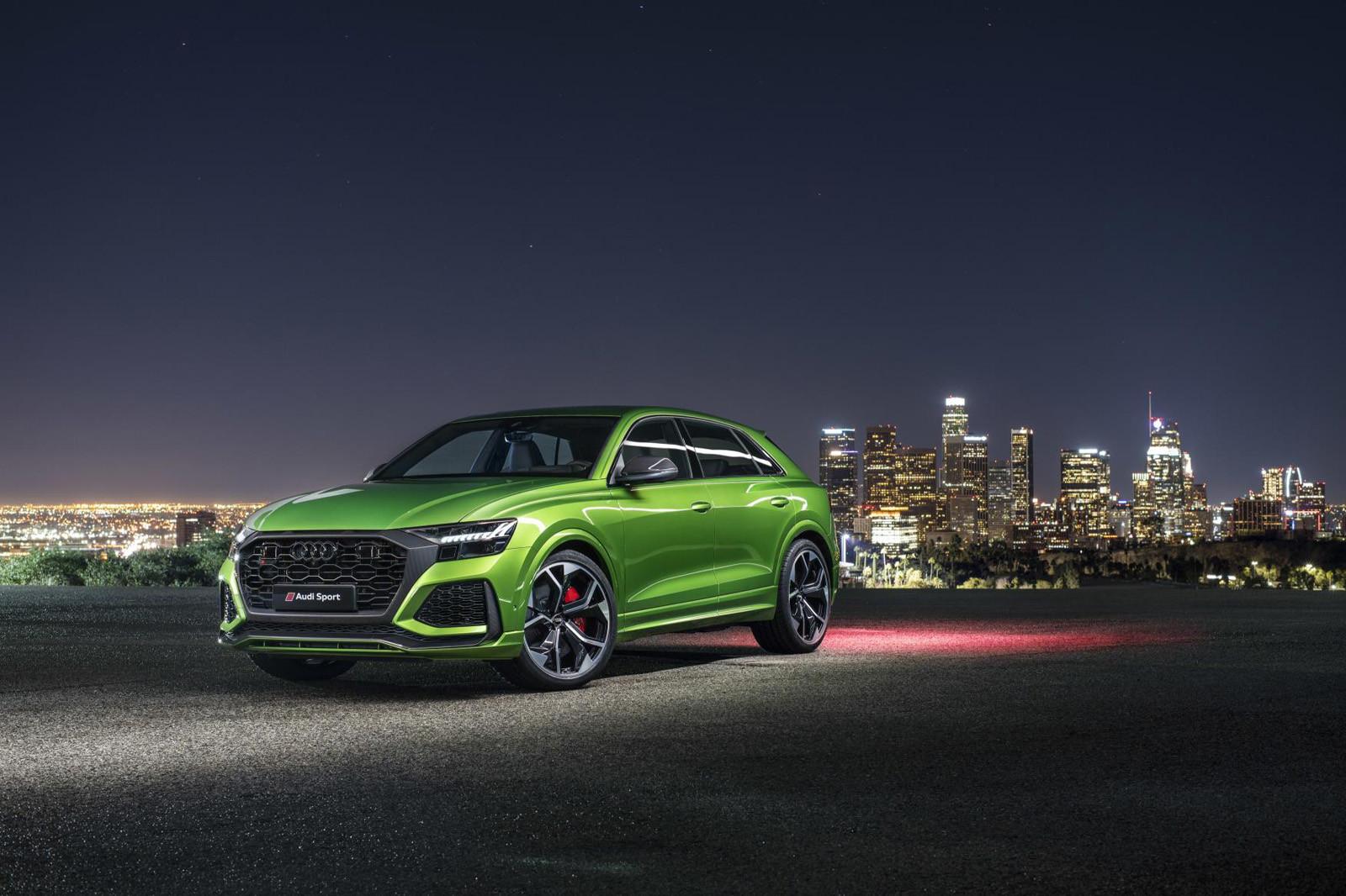 Foto de Audi RS Q8 2020 (12/47)