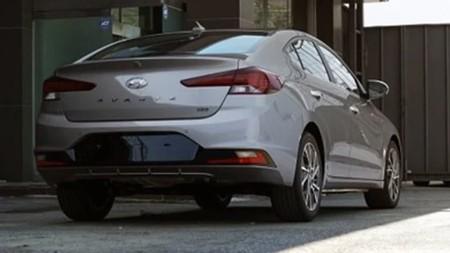 Hyundai Elantra 2019 Filtrado 7