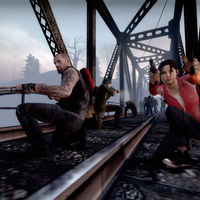 Turtle Rock lanza Dam It, la campaña perdida del primer Left 4 Dead