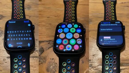Apple Watch Series 7 Alleged Images