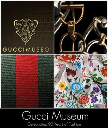 Dos tickets para el Museo Gucci en Florencia, per favore