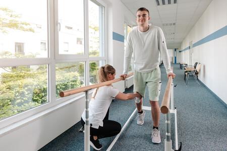 Lesion Rehabilitacion Medico