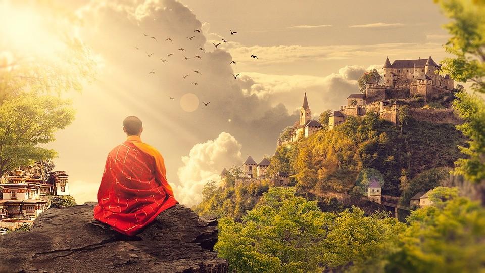 La meditación es tan útil como quedar para tomarse una copa con un buen amigo