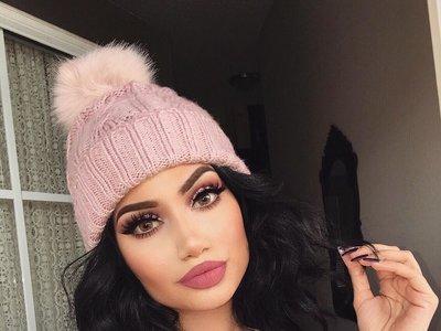 Las sombras de ojos rosas se hacen fuertes en Instagram