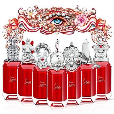 El mundo más mágico y fantástico de Christian Louboutin nos llega en forma de perfumes de lujo
