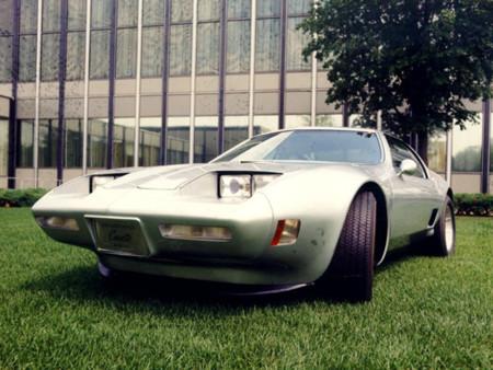 Chevrolet Corvette Xp 897 Gt