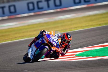 Augusto Fernandez Misano Moto2 2019