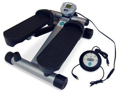 Gamercize PC-Sport Stepper, ejercicio al ordenador