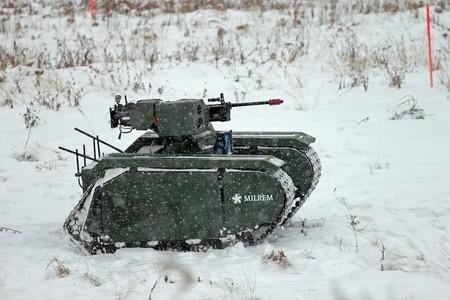 Las guerras del futuro serán libradas por estos temibles vehículos autónomos, modulares y llenos de armamento