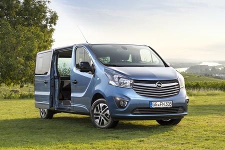 Opel Vivaro Life 2018 2