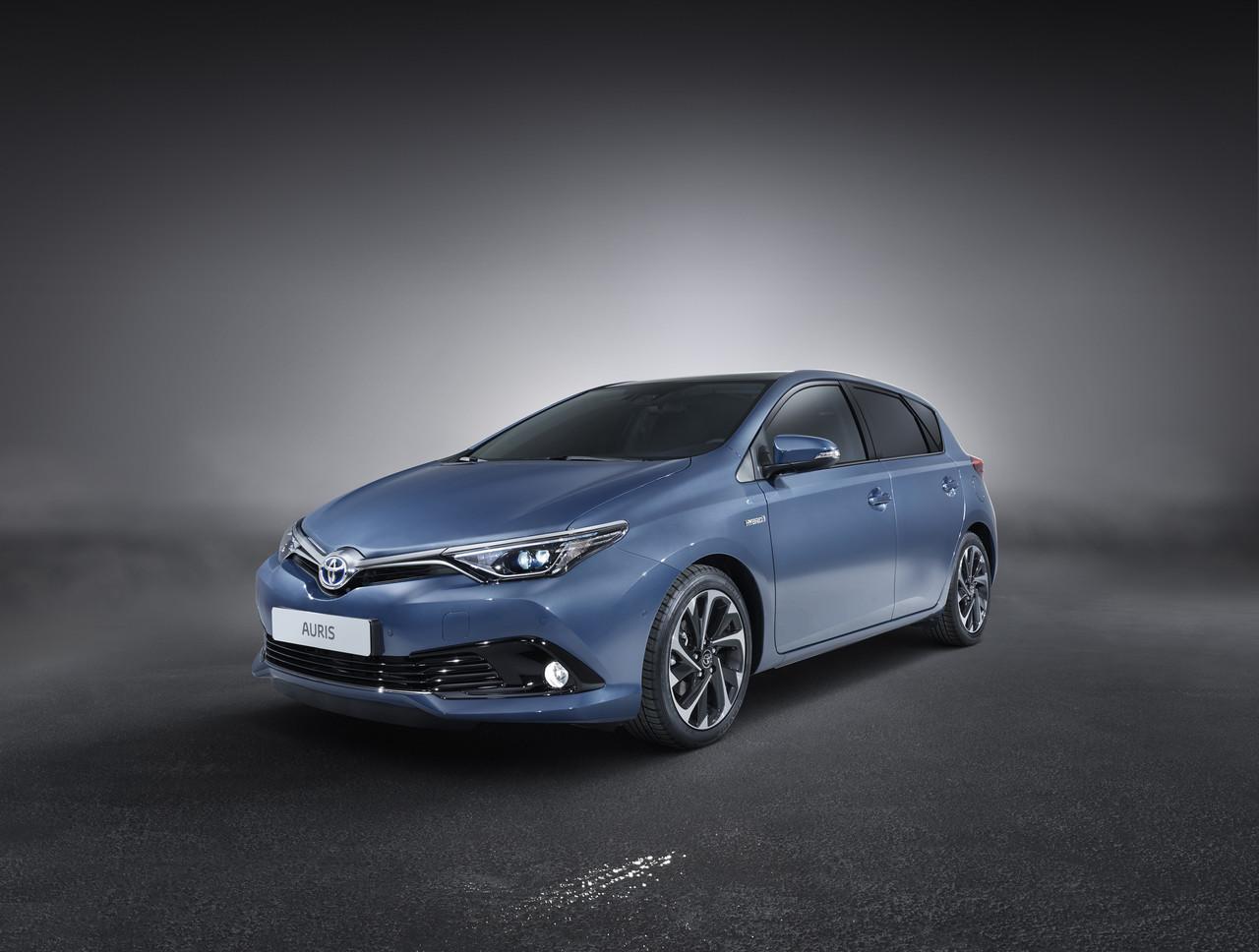 Foto de Toyota Auris 2015 (4/28)