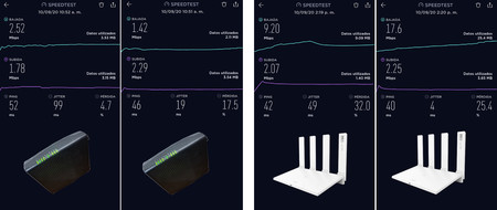 Estudio Huawei Ax3 A