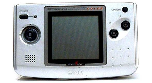 Neo Geo Pocket Color