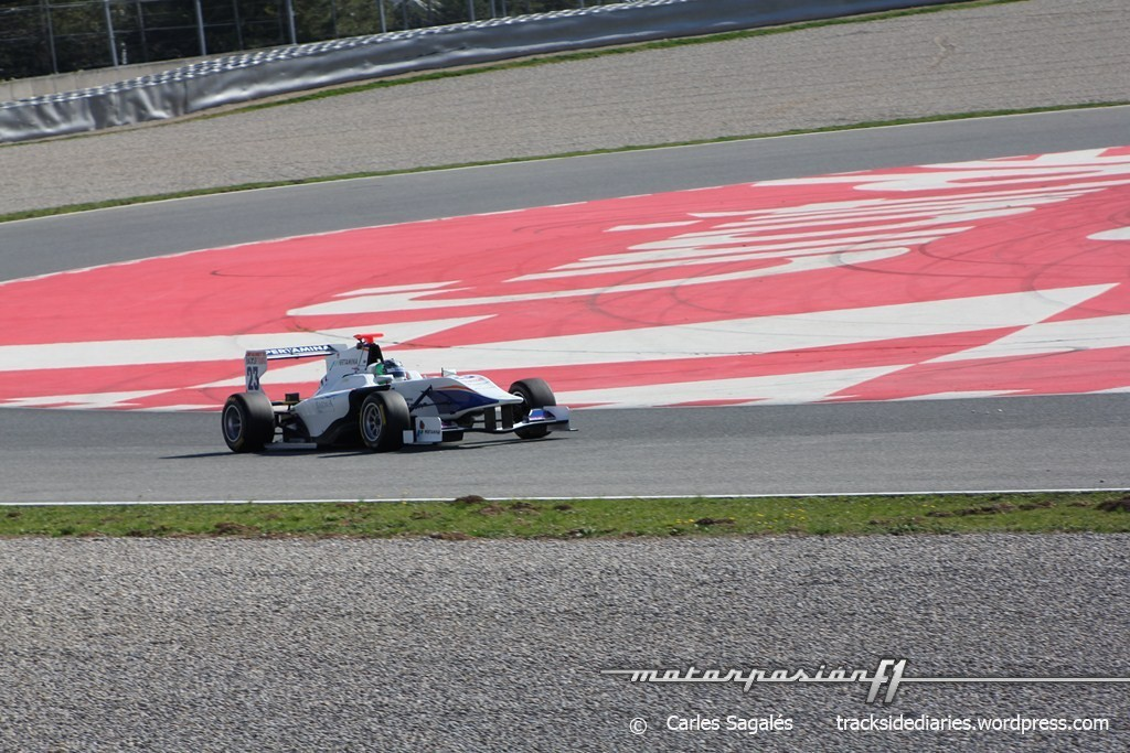 Foto de GP3 Barcelona Pretemporada 2013 (42/170)