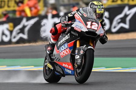 Luthi Francia Moto2 2020
