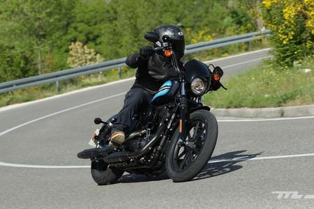Harley Davidson Sportster Iron 2018 052