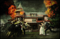 Mi boda zombi, por Josiah Moore