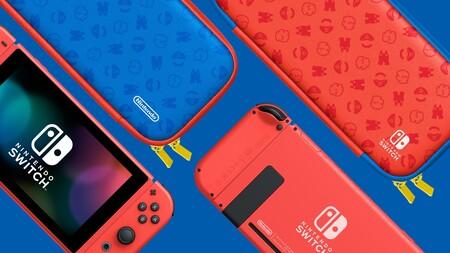 Funda protectora de Mario Bros. para Nintendo Switch en México