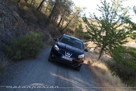 Nissan Qashqai 1.6 dCi 130 4x4, miniprueba