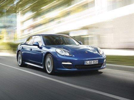 Porsche Panamera S Hybrid: 380 CV y 7,1 l/100 km