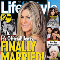 ¿Cómo que se nos ha casado Jennifer ya?