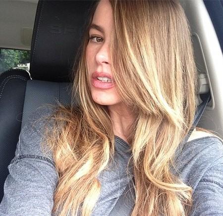 Pedazo de cambio de look el de Sofia Vergara