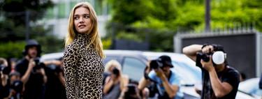 Este otoño 2018 saca la fiera que hay en ti. Las prendas de leopardo son el must del momento