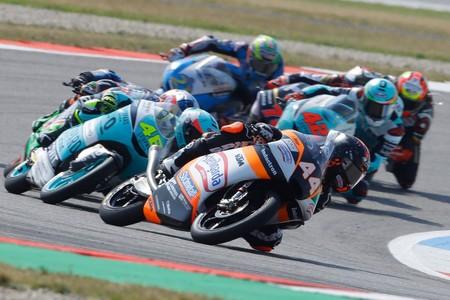 Aron Canet Moto3 Alemania 2019 1