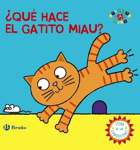 Que Hace El Gatito Miau