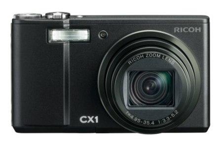 Ricoh CX1, compacta con alto rango dinámico