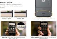 Apple prueba el Motorola Droid X, nuevo episodio en el antennagate