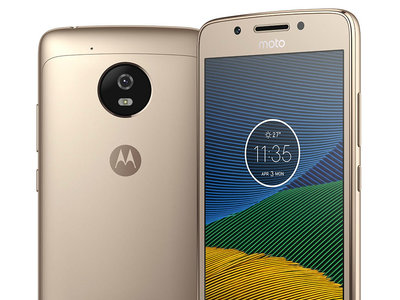 Motorola Moto G5 a precio de Moto E: 148,90 euros y envío gratis