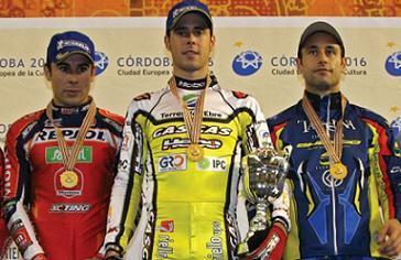 España vence en el Trial Indoor de las Naciones 2007