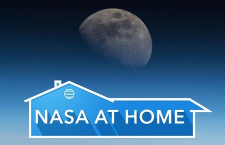 Recorridos virtuales en el espacio, asombrosos videos y hasta app para selfies: el contenido gratuito de la NASA para no salir de casa