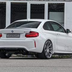 Foto 9 de 26 de la galería dahler-design-technik-bmw-m2-coupe en Motorpasión