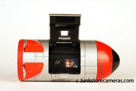 Colección de las cámaras más cutres del mundo