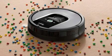 De nuevo a precio ajustado: el robot aspirador Roomba 960 ahora por 349 euros en Amazon