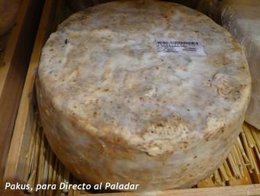 Cata del queso Grazalema o queso Payoyo