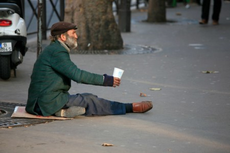 The Homeless Paris