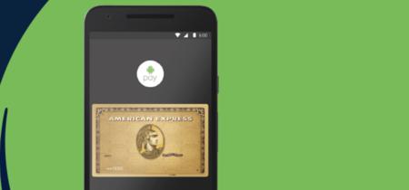 American Express ya permite pagar con Android Pay en España