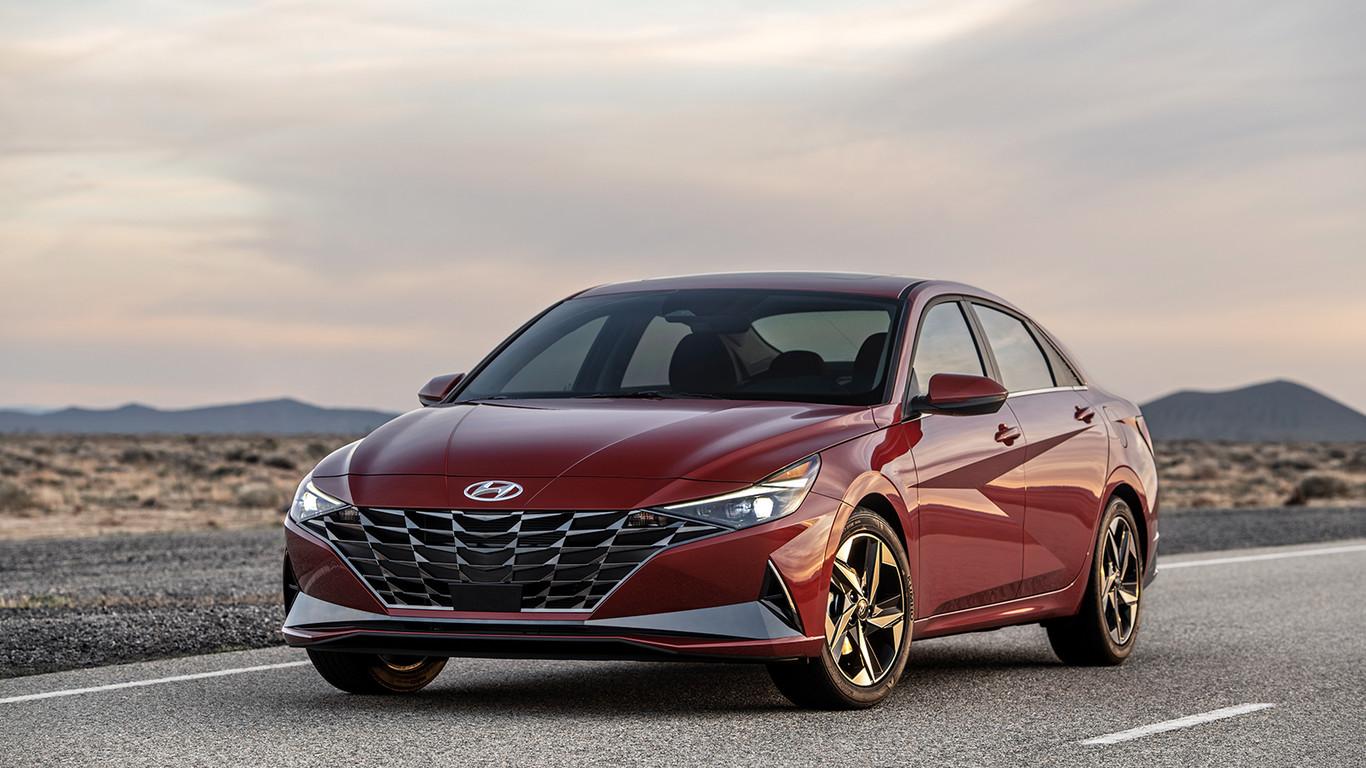 2021 Hyundai Elantra Sedan Release Date and Concept