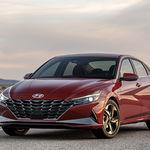 El Hyundai Elantra 2021 estrena generación, con opción híbrida y diseño difícil de ignorar
