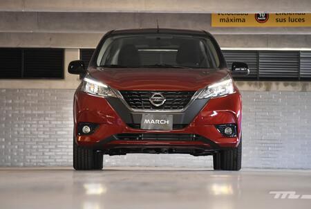 Nissan March 2021 Opiniones Prueba Mexico 8