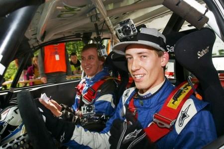 Martin Semerád nos pone en la piel de un piloto de rallyes