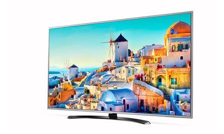 Las 49 pulgadas 4K de la LG 49UH668V te salen esta semana por 555 euros en Mediamarkt